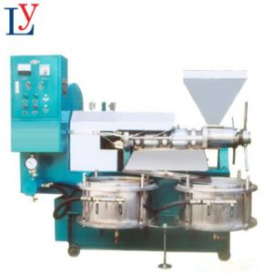 Hot Selling Sesame and Vegetable Seed Oil Press Machine pictures & photos