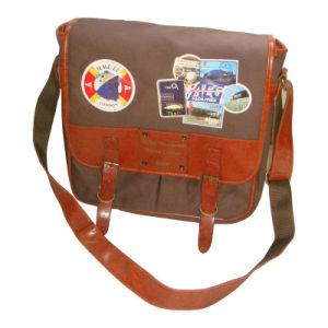 Canvas Document Bag, Messenger Bag, Shoulder Bag pictures & photos