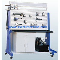 Basic Hydraulic Training Workbench Hydraulic Trainer Educational Equipment pictures & photos
