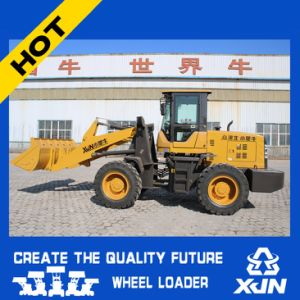 China Road Equipment Wheel Loader Mini Dozer for Sale Zl33 pictures & photos