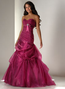 Evening Dress (PR0537)