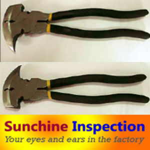 Fence Pliers Pre-Shipment Inspection / Container Loading Supervision pictures & photos