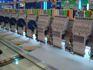 Single Sequin Embroidery Machine (HY-912)