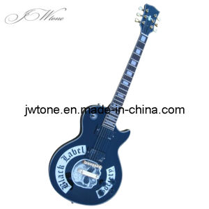 Jw-Fd012 Water Transfer Top Lp Electric Guitar pictures & photos