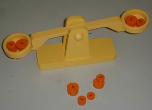 Wooden Toys - Wooden Balance (ZYYB-0811)