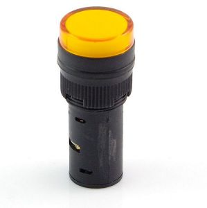 Ad16 Yellow Indicator Lamp, Lamp, LED Lamp, LED Light, Warning Light, Signal Lamp pictures & photos