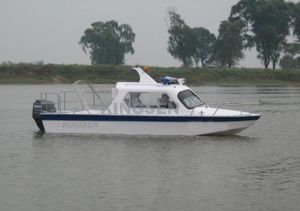 Fishing Boat (GCS610)