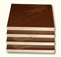 Chinese Brown Film Faced Plywood/Furniture/Plywood/MDF/Building Material