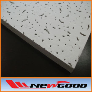 Acoustic Mineral Fiber Ceiling Board, Mineral Wool Ceiling Board, Prices List Attached pictures & photos