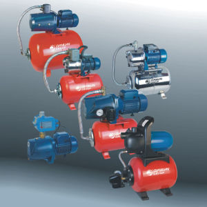 Jet Pump with Pressure Tank, Stainless Steel Jet Pump with CE pictures & photos