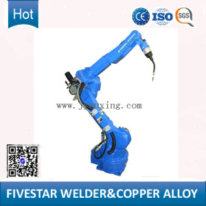 Wx-Series Arc Welding Automatic Working Robot pictures & photos
