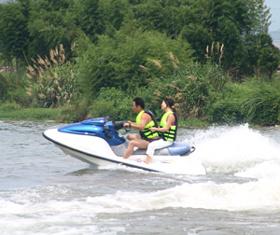 700CC 95HP Jet Ski (YW-Motorboat-1)