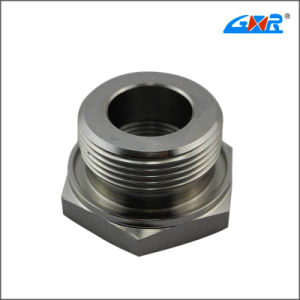 Bsp Male Double Use for 60 Degree Cone Seat or Bonded Seal Hose Adapter (XC-4B) pictures & photos