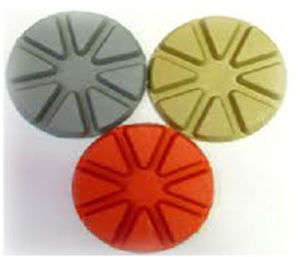 Diamond Abrasive Pad