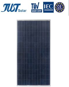 Just Solar for 265W Poly Solar Panels with High Quality pictures & photos