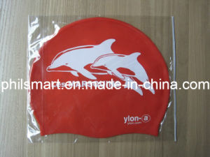 2014 Bestseller Silicone Sport Swim / Swimming Cap (PHY-U996603) pictures & photos