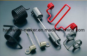 Precision and Good Quality Double Torsion Spring