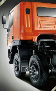 New Kingkan 8X4 310/340/380HP Dump Truck pictures & photos