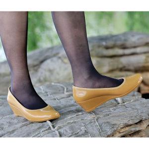 Women Fashion PVC Boots, Lady Shoes