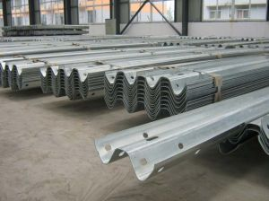 Hot DIP Galvanized Highway Barrier