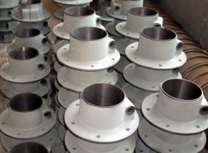 "Iron Casting Clamping Flange (6"")"