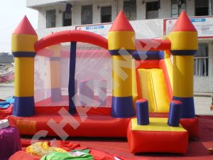 Inflatable Residential Bouncer Combo Inflatable Nylon Bouncer N-Qb107 pictures & photos
