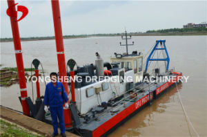 Sand Dredge with Dredging Depth 10m