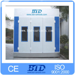 Car Cabin Zhongda Spray Booths CE Certificate pictures & photos