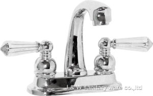 "4"" Lavatory(Bathroom Sink) Faucet (E-45-3) pictures & photos"