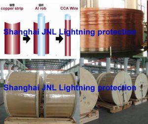 Copper Clad Aluminum Wire (CCA Wire) pictures & photos
