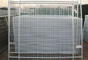 Galvanized Temporary Fencing Panel S764