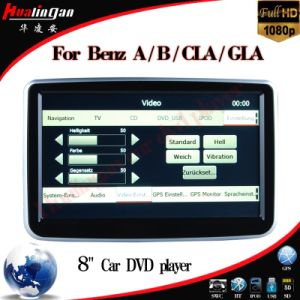 Audio DVD Player New for Mercedes-Benz Cla/Gla Radio DVD Navigation (2013--) pictures & photos