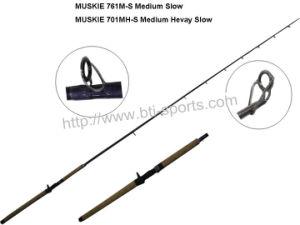 MUSKIE 761M-S Medium Slow, MUSKIE 701MH-S Medium Hevay Slow