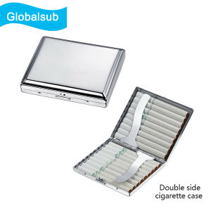 Blank Printed Metal Double Side Cigarette Case for Sublimation pictures & photos