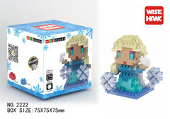 The Building Blocks of Frozen Blocks Toy pictures & photos