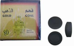 Arab Hookah Charcoal (Circle Dia3.3*1cm)
