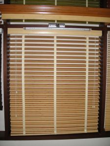 Bamboo Venetain Blind