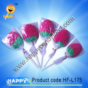 Strawberry Lollipop / Hard Lollipop (HF-L175)