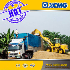 XCMG Official 3ton Wheel Loader, Used Wheel Loaders Lw300fn Lw300kn for Sale pictures & photos