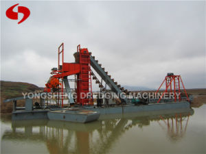 Gold Panning Dredger pictures & photos