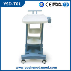 Ultrasound Accessories Instrument Ultrasound Trolley (YSD-T01) pictures & photos