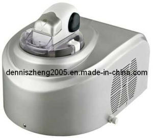 Soft Ice Cream Maker with Built-in Compressor pictures & photos