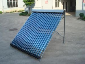 Evacuated Solar Energy Collector with Solar Keymark En12975 pictures & photos
