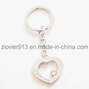 Popular Heart Keyring (ZKC-10)