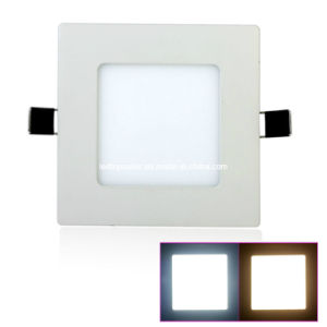 3W/4W/6W/9W 85~265V Square LED Panel Light (MB0021)