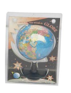 Dia 10.6cm Paper Globe with Sharpener (J306)