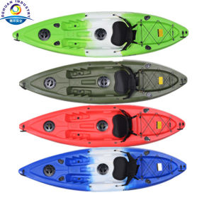Cheap Single Fishing Kayak&Canoe (DH-CONGER)