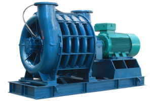 Sewage Water Treatment Multistage Centrifugal Fan pictures & photos