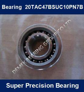 NSK Super Precision Angular Contact Ball Bearing (20TAC47BSUC10PN7B) 20tac Series pictures & photos