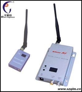 1.2GHz 800mw Wireless AV Transmitter and Receiver (QLM-1215-800A)